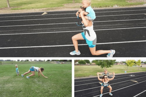 track workout image