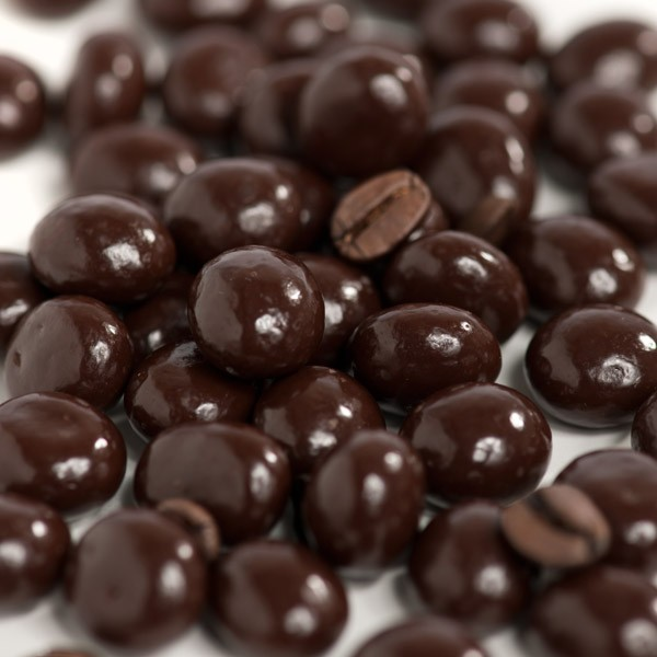 The real deal - Dark Chocolate Covered Espresso Beans