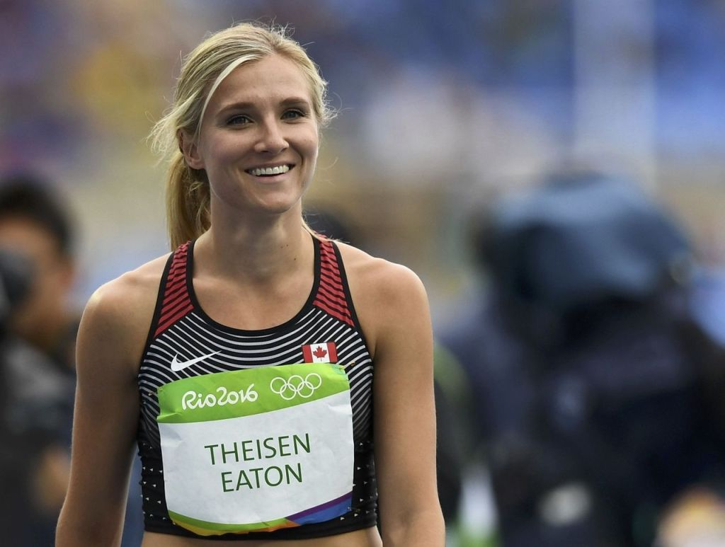 Brianne Eaton Olympian Workout Wednesday
