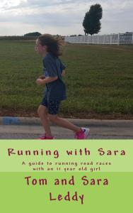 Running with Sara - Book Cover