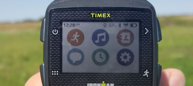 Running Gear Review: Timex Ironman OneGPS+