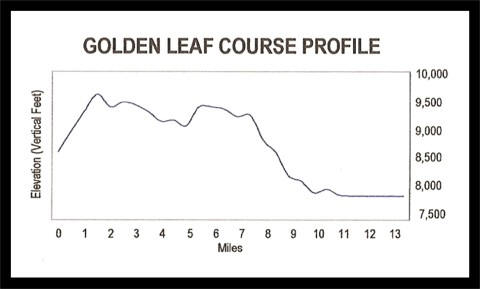 Golden Leaf Elevation Chart