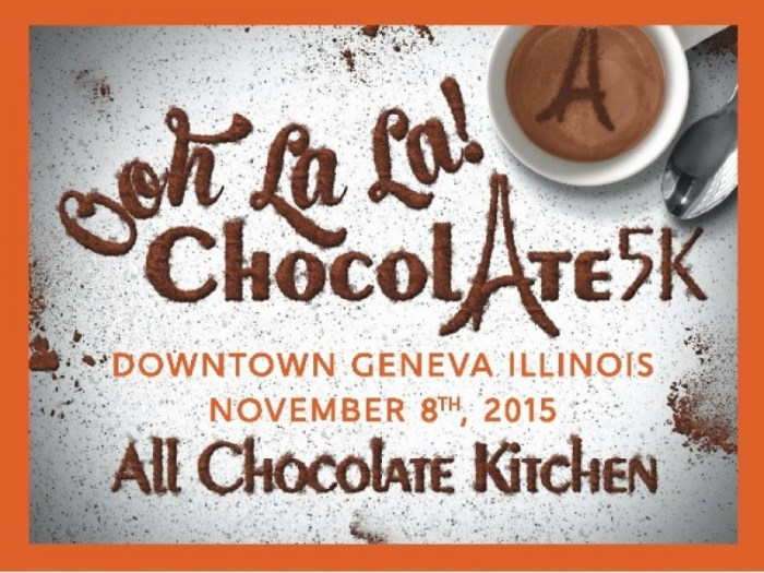 All Chocolate 5K