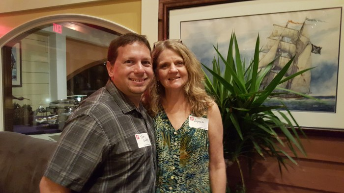 Outer Banks VIP Party - Tom and Lynda