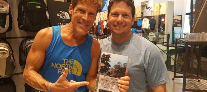 Dean Karnazes and Global Running Day