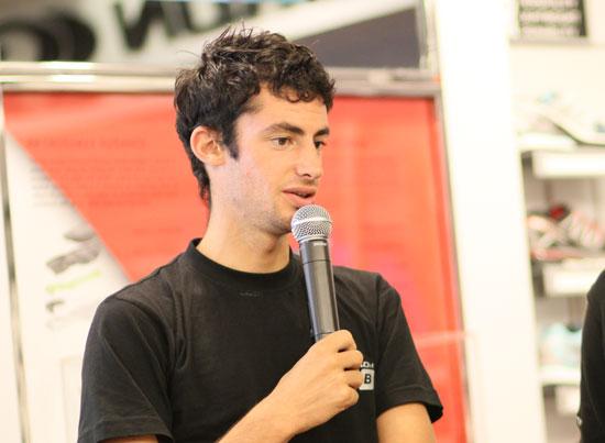 Kilian Kornet Interview