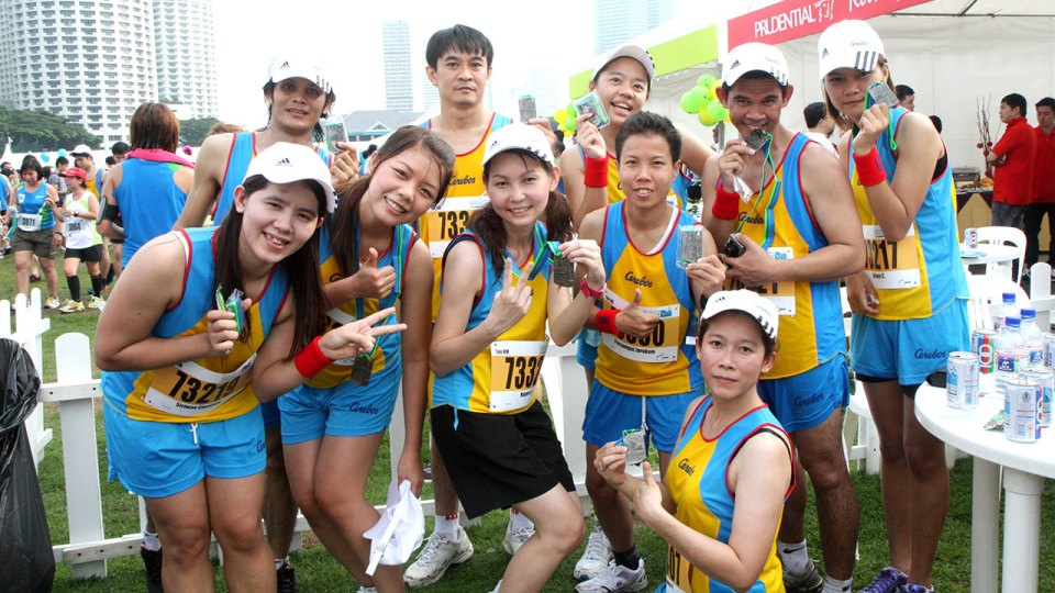 Standard Chartered Marathon Singapore 2011: This is it