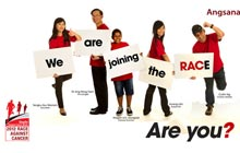 Race Against Cancer 2012