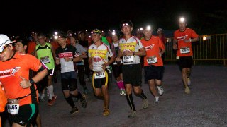 Energizer Singapore Night Trail 2012 runs through Mandai