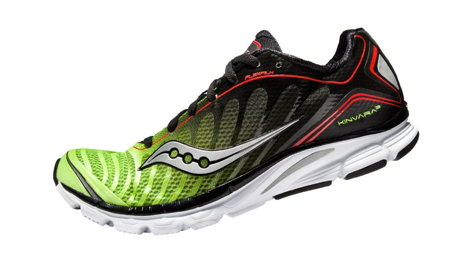 Saucony Kinvara 3: The Power Packer