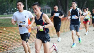 HomeTeamNS-New Balance REAL Run 2012: 90% Mental, 100% Real