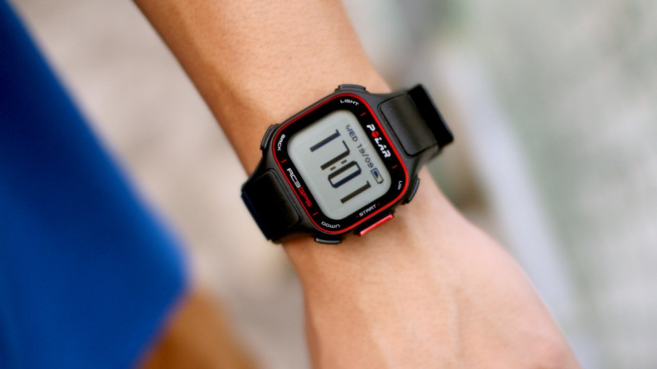 Polar RC3 GPS: Power-Pack Technology Goodness on Your Wrists