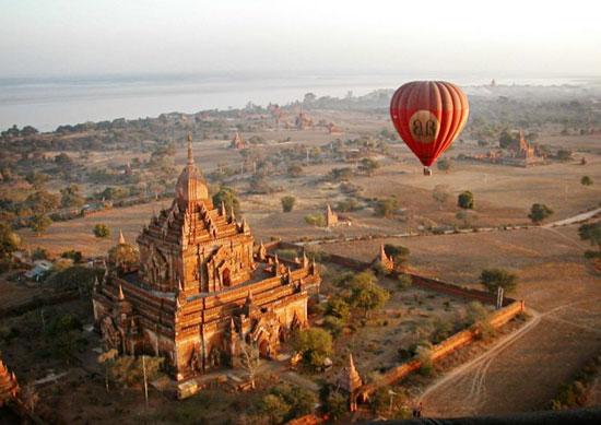 Bagan Temple Marathon Run