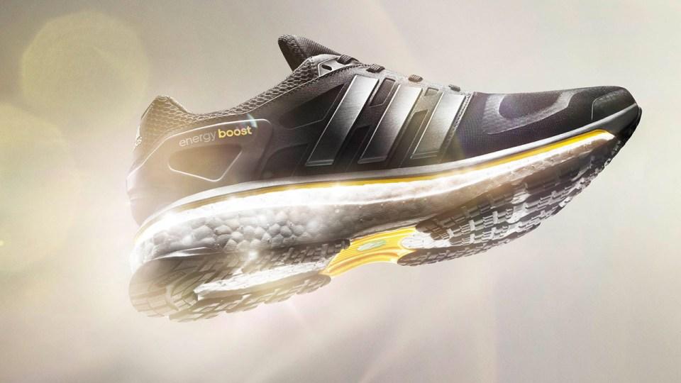 adidas BOOST™ Revolutionises Running Forever