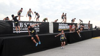 Men's Health Urbanathlon 2013: Better and Tougher