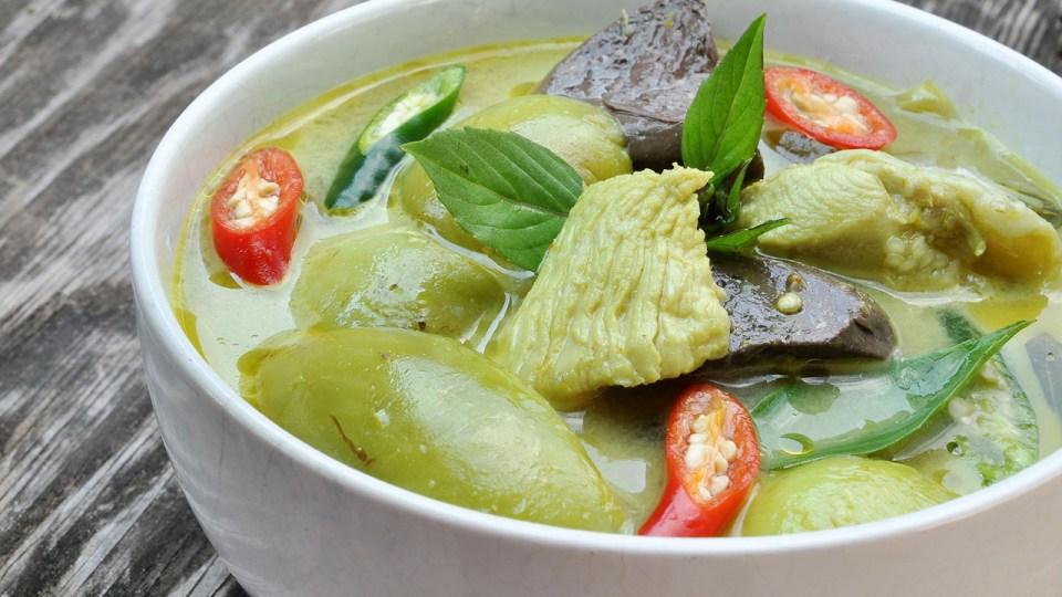Simple Thai Green Curry Recipe