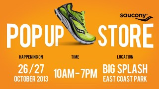 Announcing the Saucony Pop-Up Store: Unleash Your #Kickassimus