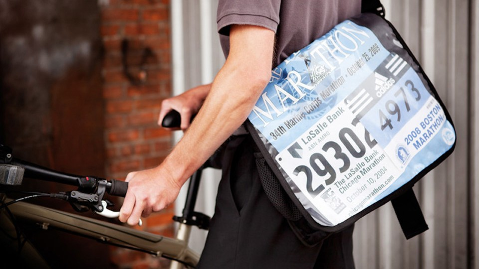 11 Things To Do With Your Old Race Bibs and Medals