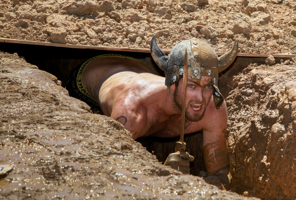 Tough Mudders Roughed it Out For Sydney Event