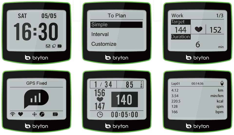 Train Smart With the Bryton Cardio 40 GPS Watch
