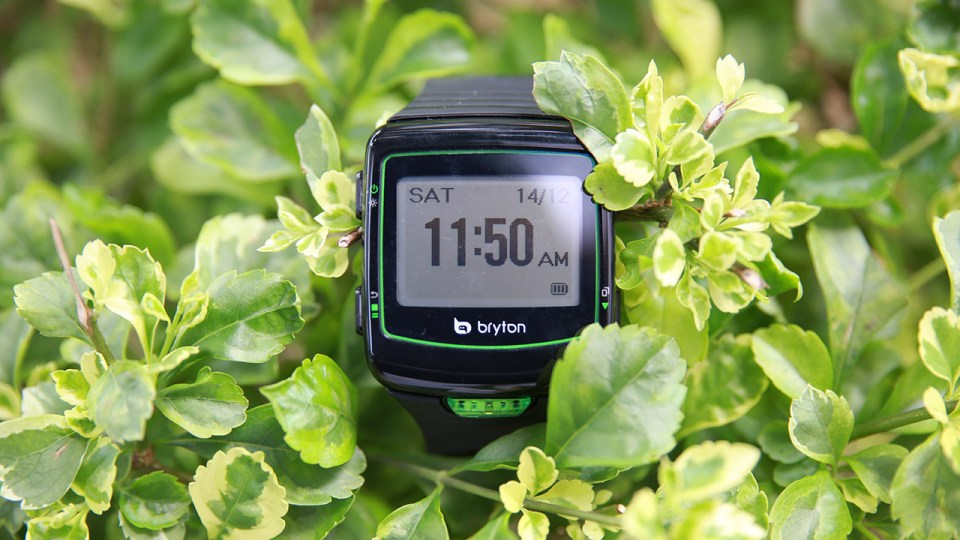 Train Smart With the Bryton Cardio 40 GPS Watch