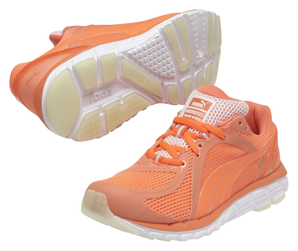 Puma FAAS 600S: Versatile Combination of Flexibility and Stability
