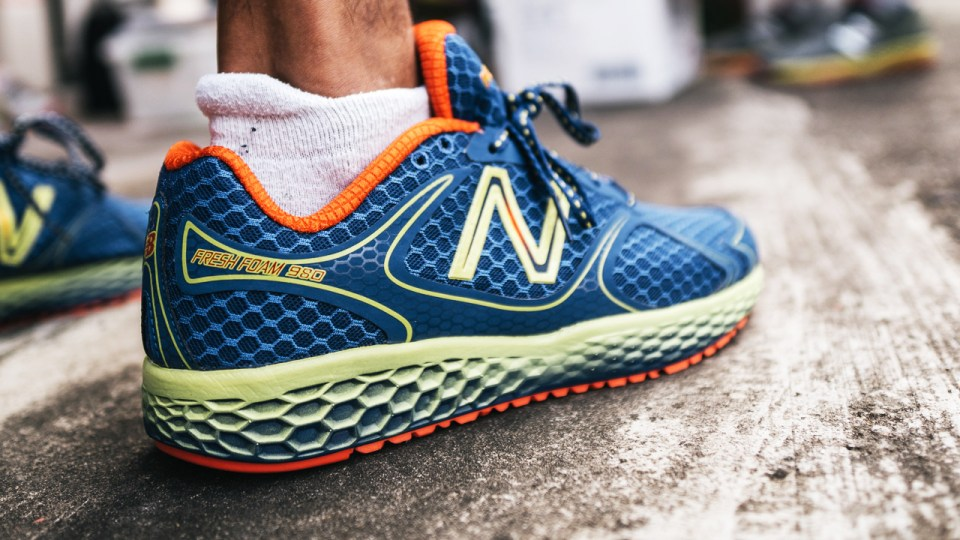 ece1559432b13 The Fresh Foam 980 is the Latest #Runnovation From New Balance