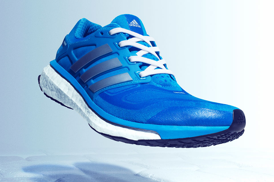 Endless Energy Begins With The adidas BOOST
