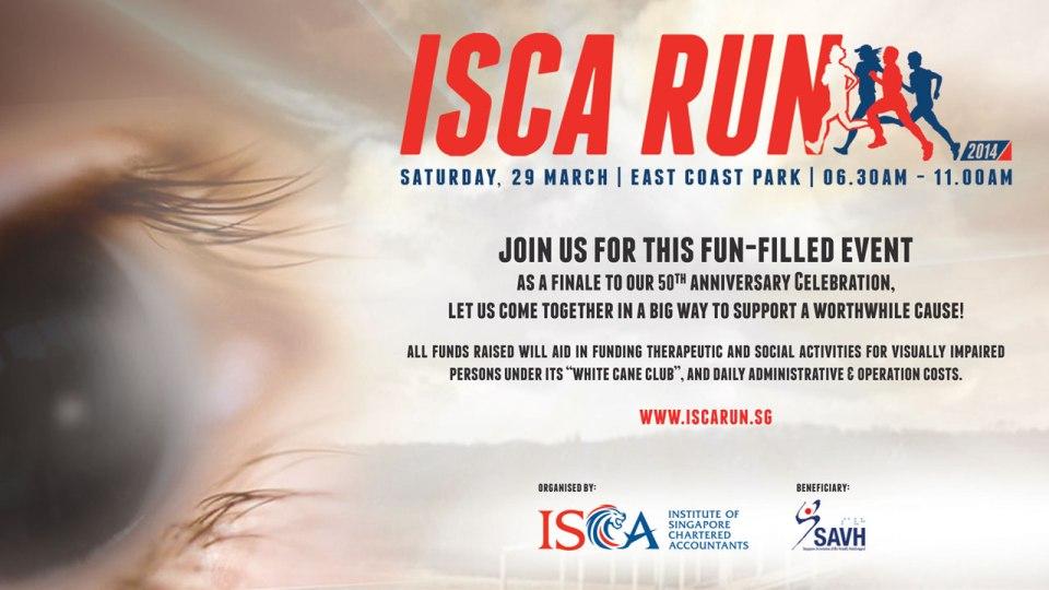 ISCA Run 2014