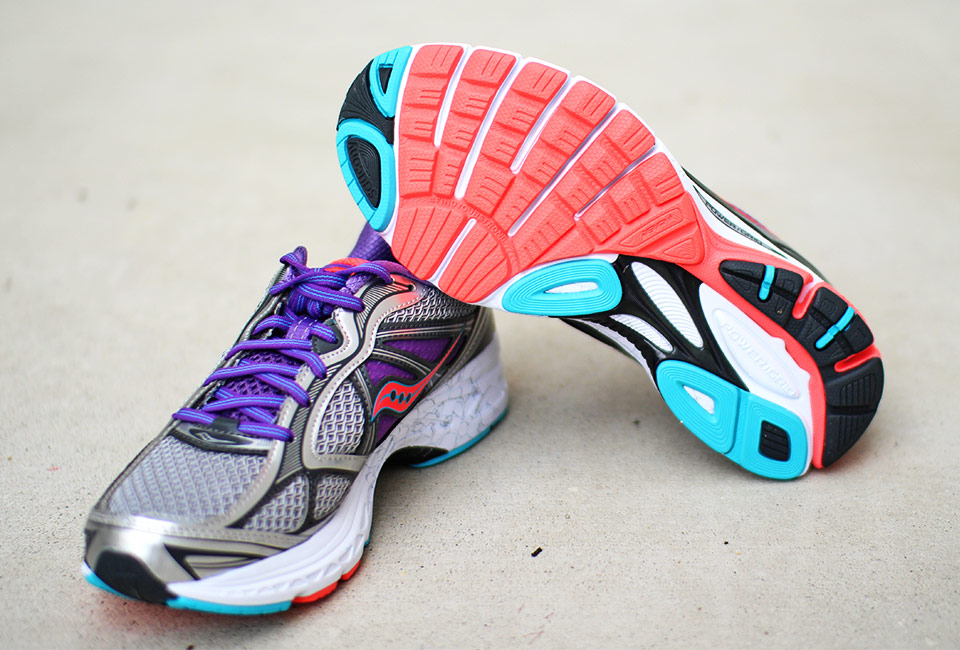 Saucony Guide 7 Keeps You Going On!