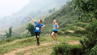 Vietnam Mountain Marathon 2014: Trail Running Amidst Pristine Rice Fields and Mountains