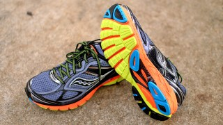 Saucony Guide 7: Great Support And Stability