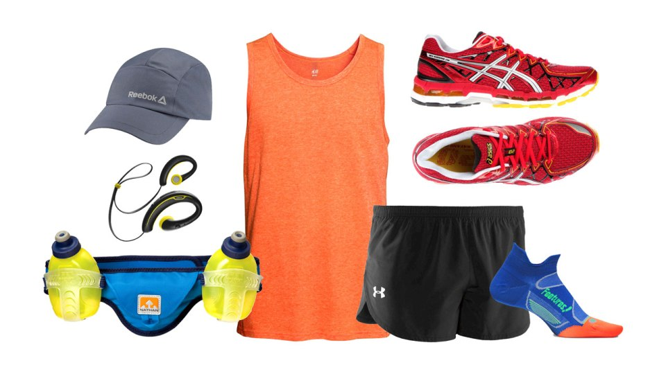 Outfit Of The Week: Hit The Trails With This Running Outfit