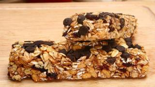 Yummy DIY No-Bake Chocolate Oat Bars