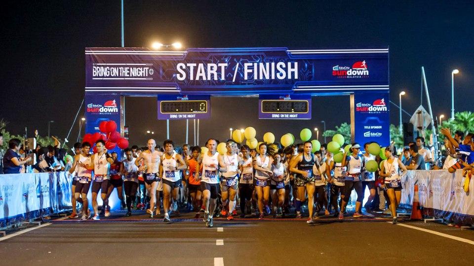 Sundown Malaysia: Inaugural Race Attracts 4,000 Runners to Johor