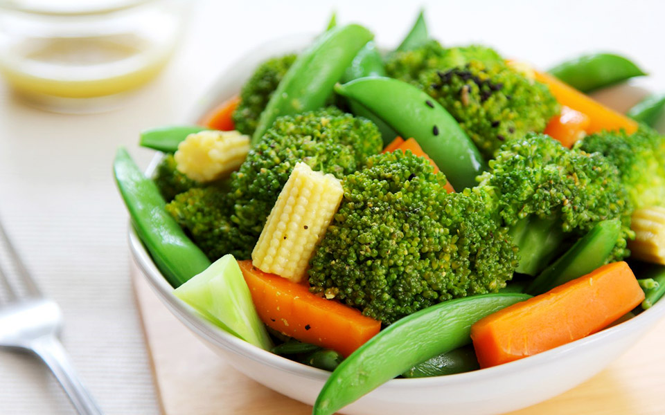 Boost Your Run with Protein-Packed Veggies