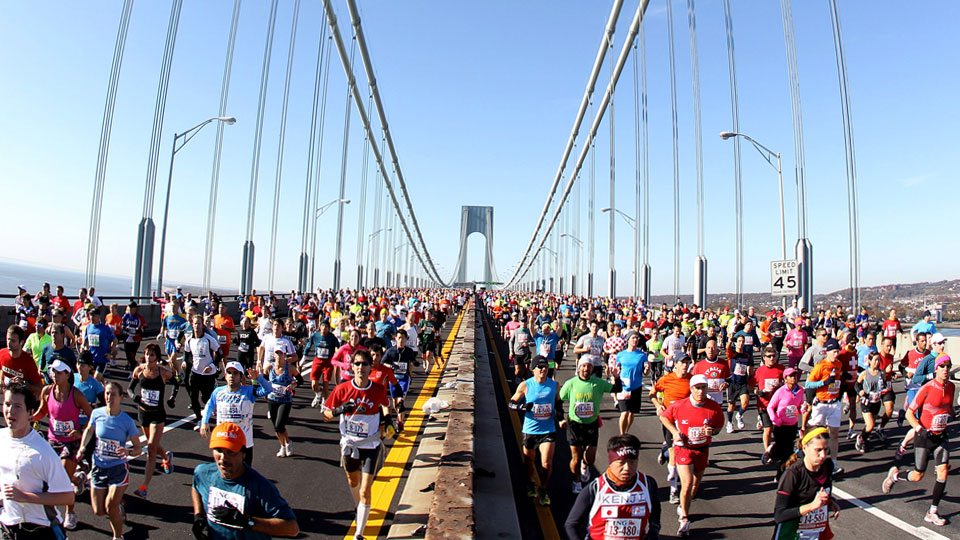 Worldwide Marathon Spotlight: The New York City Marathon