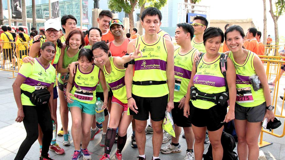 7 Inspiring Examples of Real-Life Running Heroes in Singapore