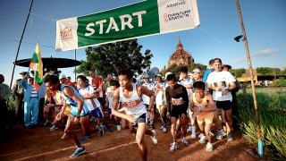 Bagan Temple Marathon 2014 Brings You to the Mystical Landscape of 2,000 Temples and Pagodas in Myanmar