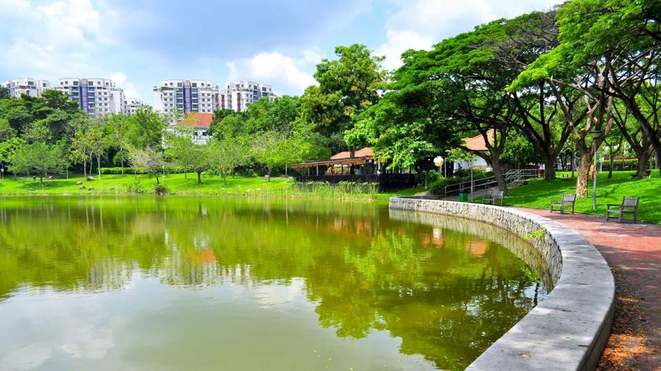 Could You be Staying Within 400m of a Park Soon?