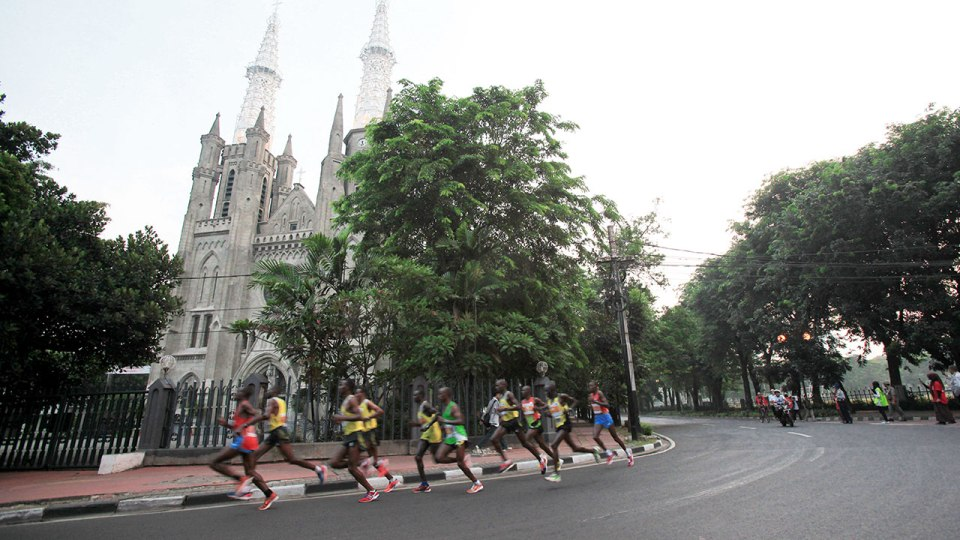 Upcoming Mandiri Jakarta Marathon 2014 to be a Wonderful Showcase for Indonesia's Cultural Diversity!