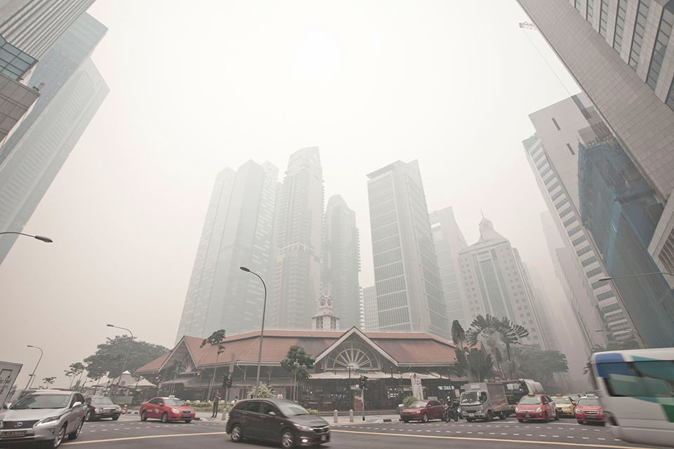 Haze Returns to Singapore: What You Need to Know