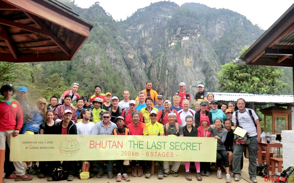 Bhutan – The Last Secret: Run 200km Over 6 Stages at One of the Happiest Places in the World