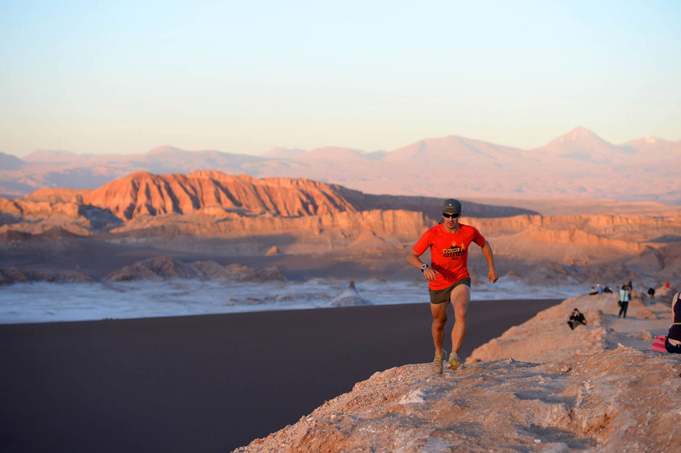 The Volcano Marathon Takes Place in Atacama, the Driest Desert on Earth