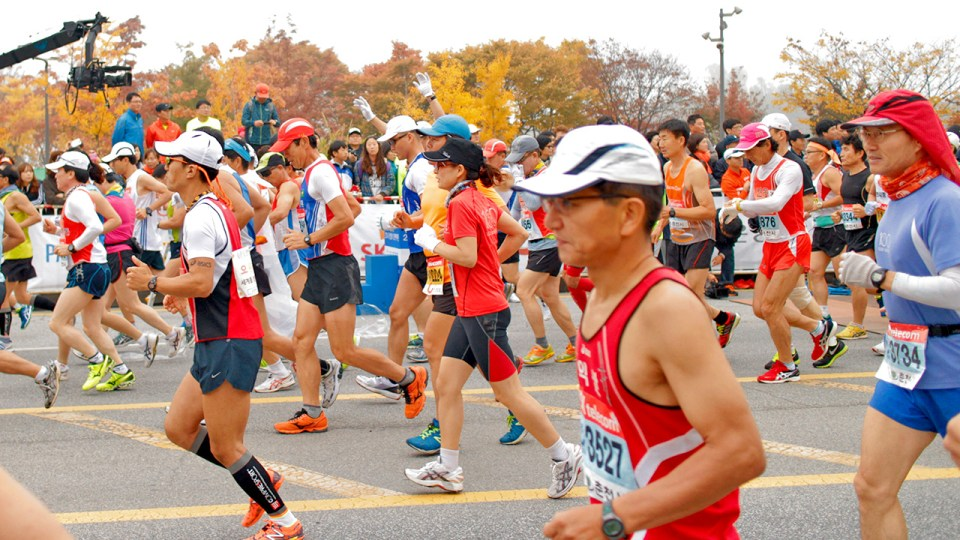 Special Report: An Inspiring Journey for 12 Singaporean Runners at the Chosun Ilbo Chuncheon International Marathon