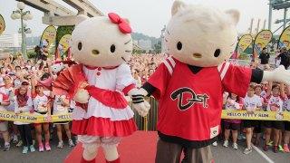 Hello Kitty Run 2014