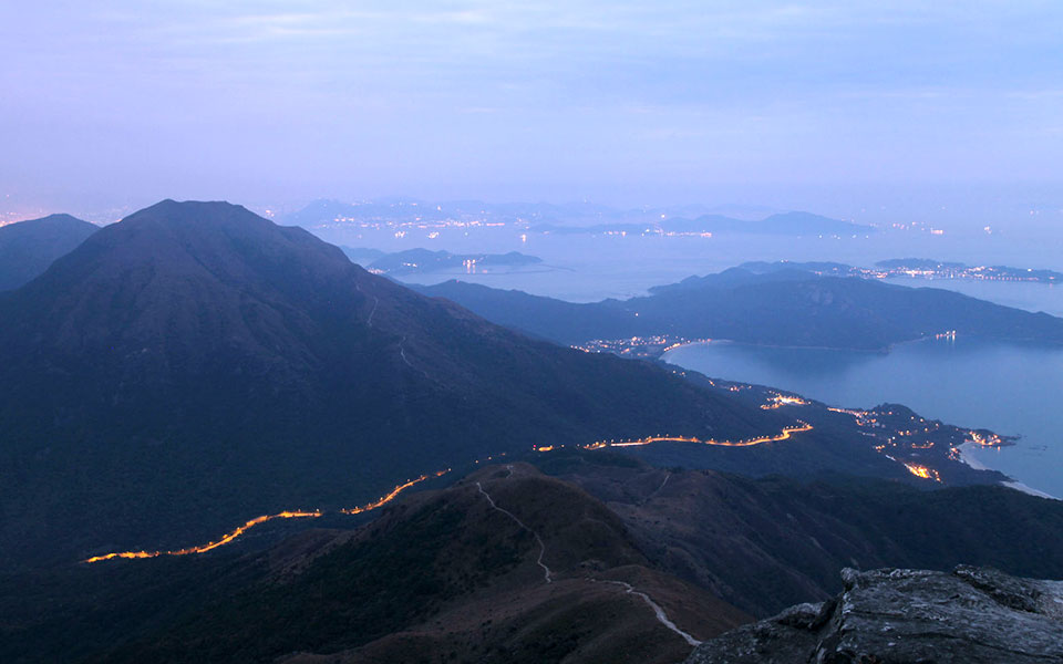 Ten of the Most Awe-Inspiring Running Trails in CTen of the Most Awe-Inspiring Running Trails in China