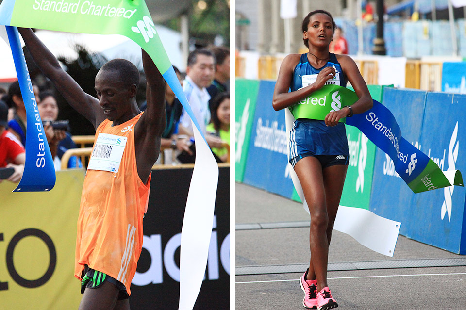 Standard Chartered Marathon Singapore 2014: New Accomplishments and Renewed Glories
