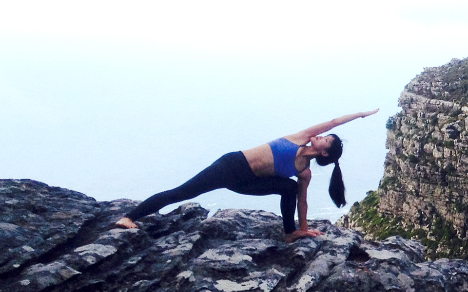 Ling's Story: How One Woman's Dedication to Yoga Started at Her Mother's Knee!