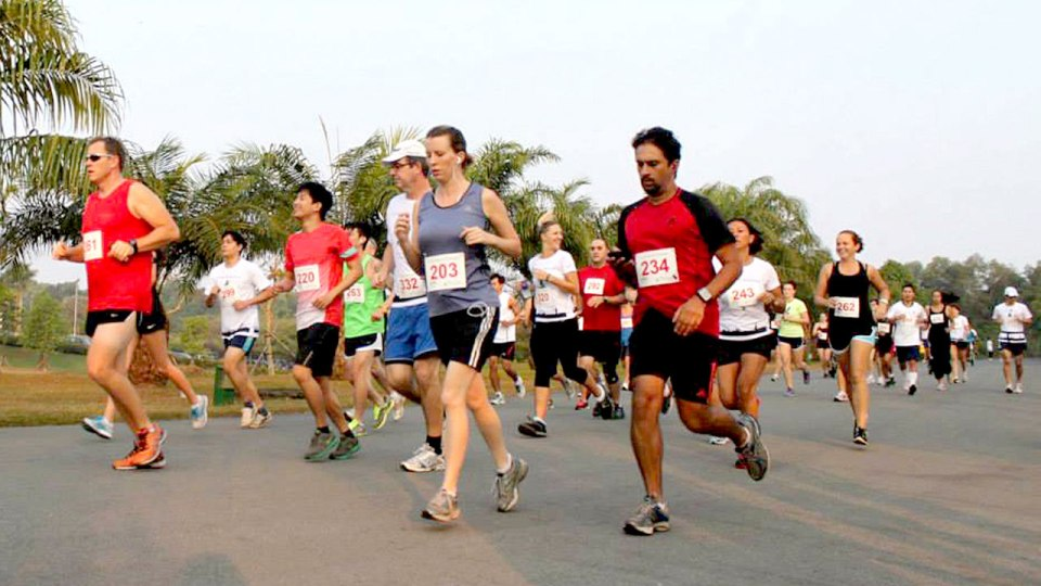 The Spring Race 2015 Returns with Half Marathon in Vietnam After Great Success